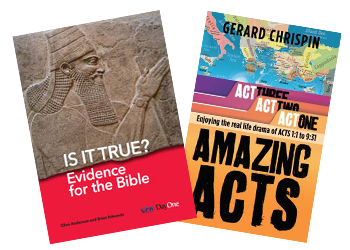 Is It True: Evidence for the Bible / Amazing Acts